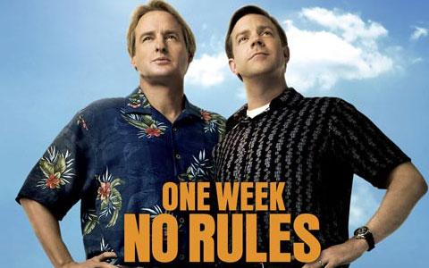 Eine Woche ohne Regeln